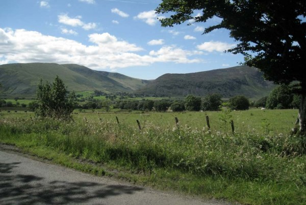 Back-O-Skiddaw from the east